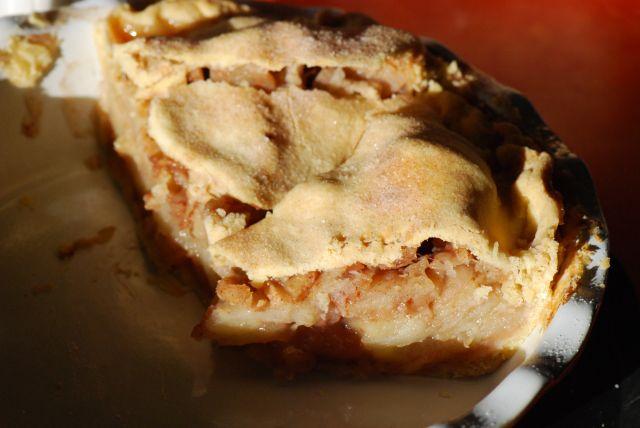 Afternoon Apple Pie-New Macro Lens