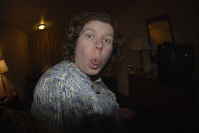 Breaking in the new Fish-Eye lens